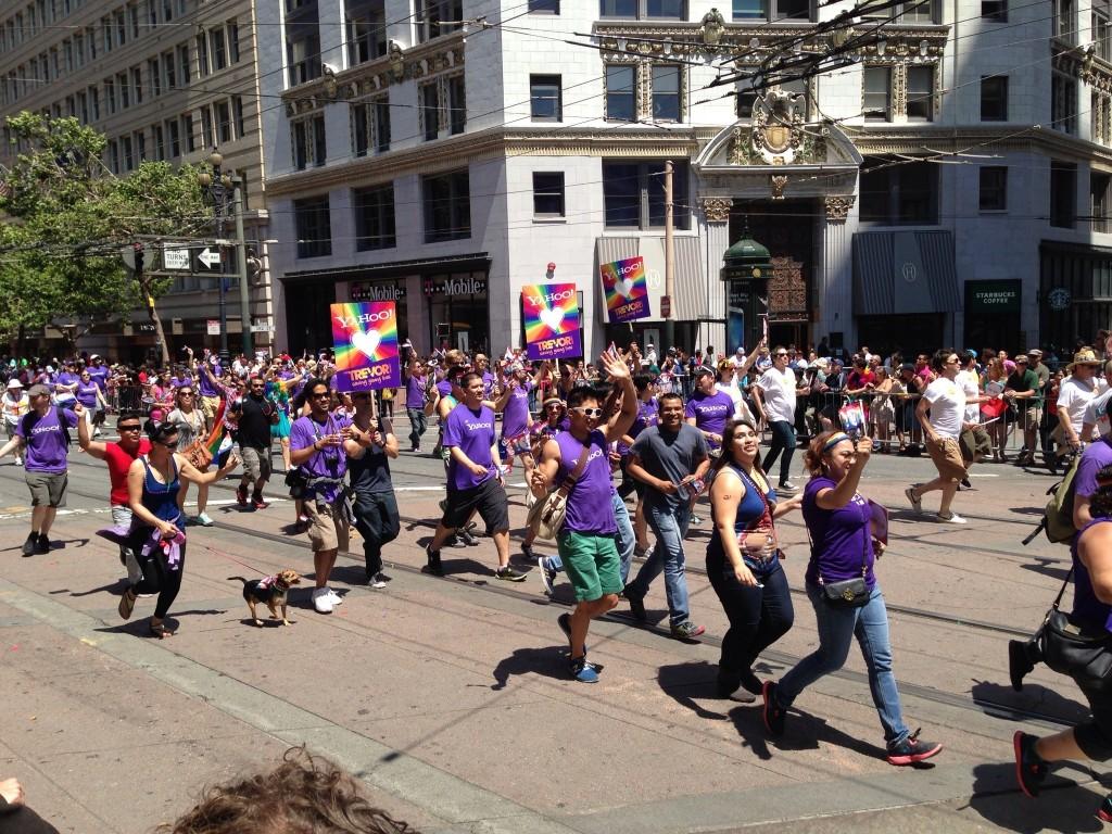Yahoo pride
