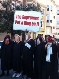 五位讓DOMA掰掰的大法官