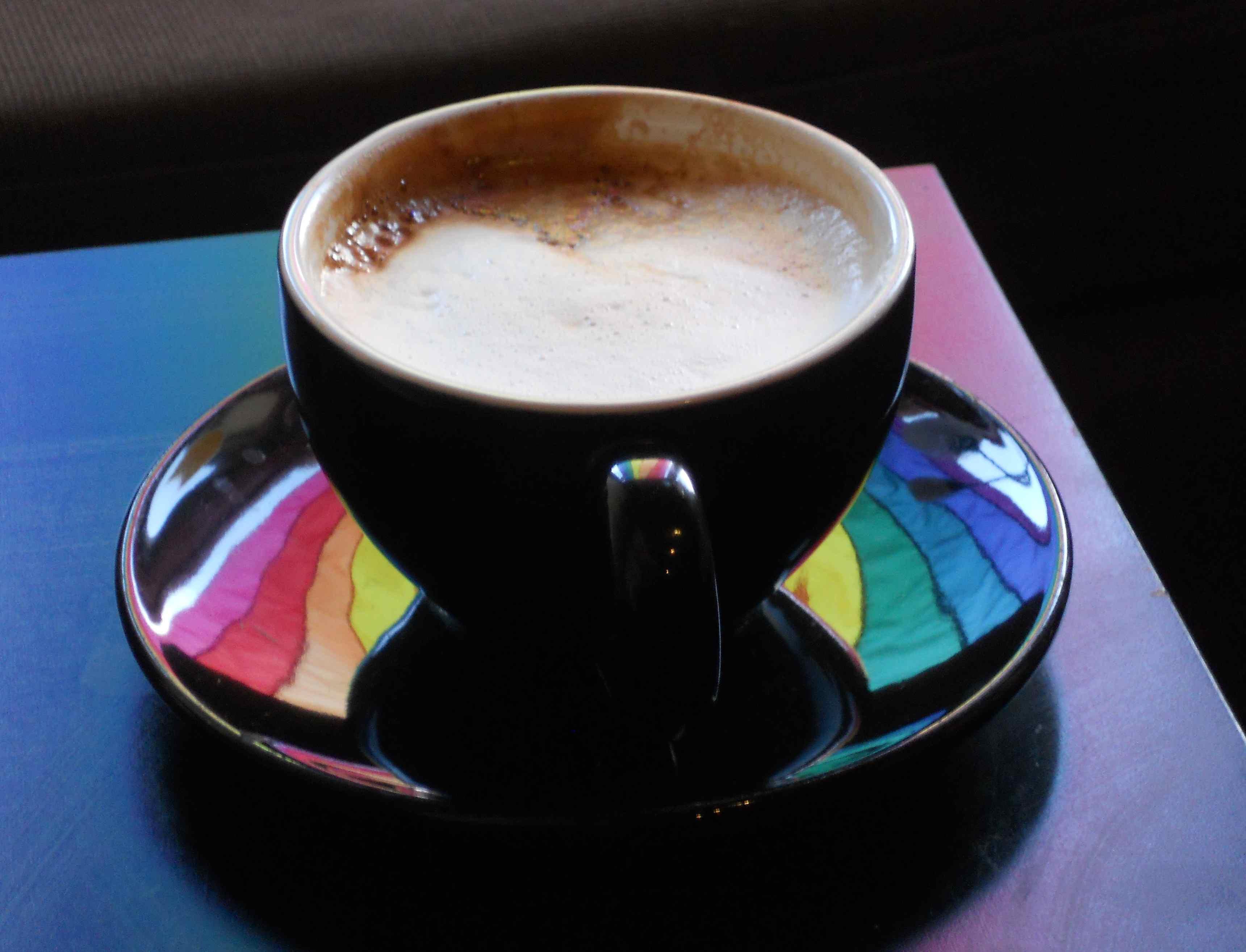 【客座】巷弄裡的咖啡店