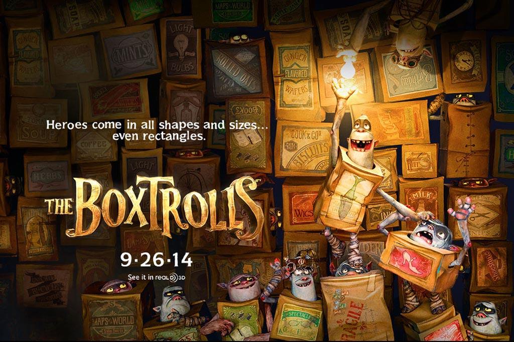 《怪怪箱》 The Boxtrolls 裡的酷兒隱喻