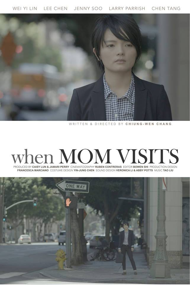 When Mom Visits……..?
