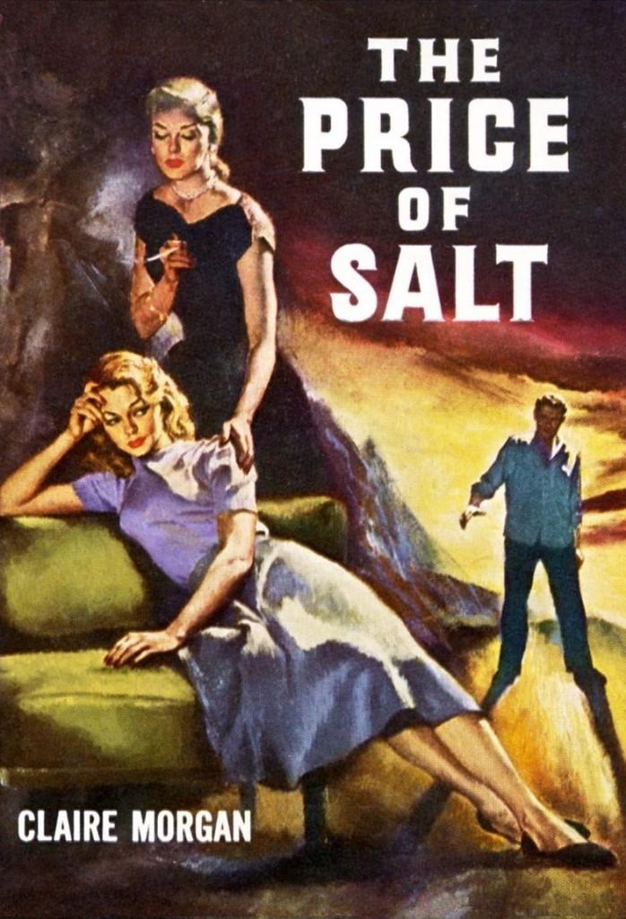 小說《鹽的代價》舊版封面