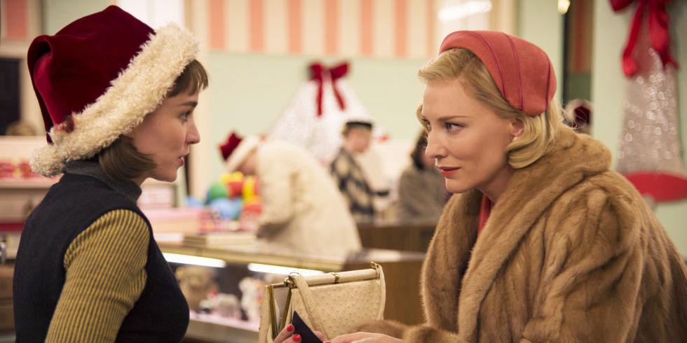 電影 Carol 一景