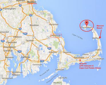 全美國最 gay 的城市 - Provincetown, MA 簡介