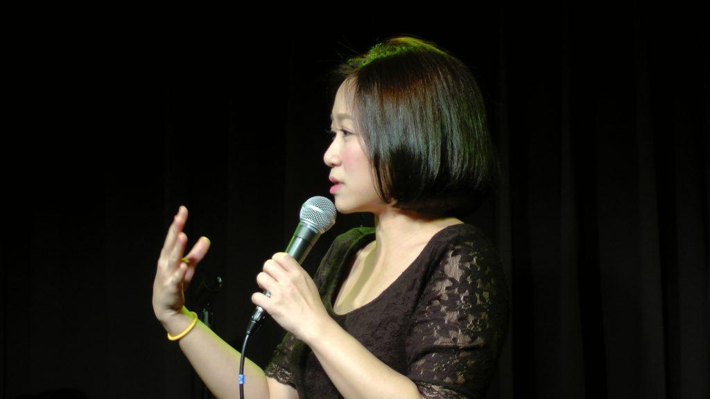 Talk Show in Taiwan 2