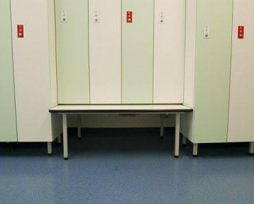 健身房裡的空間就是性別